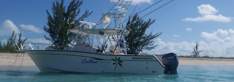Caicos Water Fun | Sport Fishing Boat