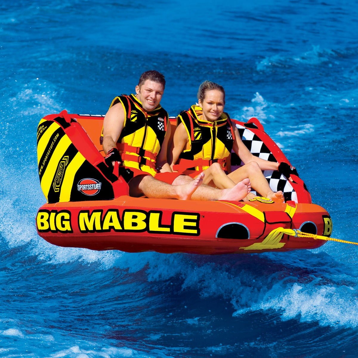 Caicos Water Fun Big Mable Towable